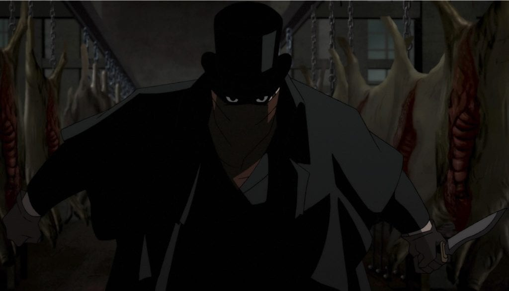 Jack the Ripper (Batman Gotham by Gaslight)