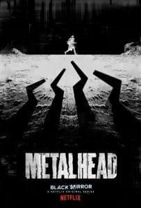 Black Mirror S4E5 MetalHead