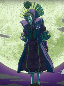 LORD JOKER FROM BATMAN NINJA
