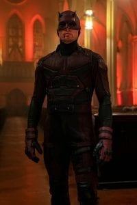 Daredevil Season 3- Agent Poindexter