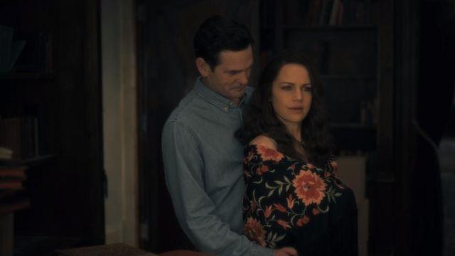 Hugh and Olivia Crain