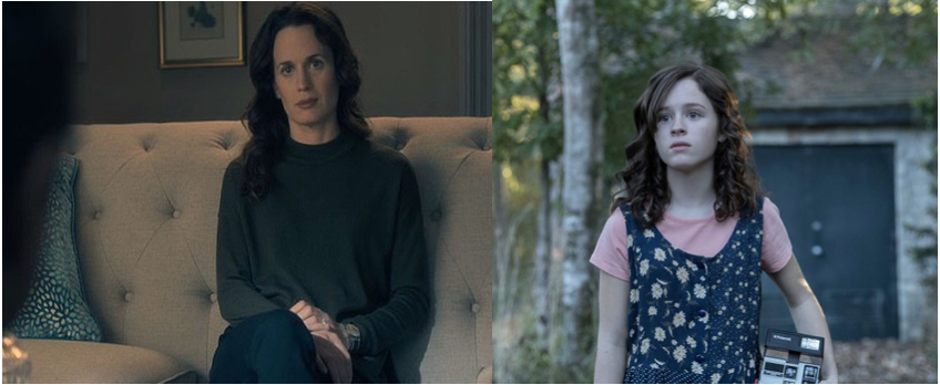 Haunting of Hill House - Shirley