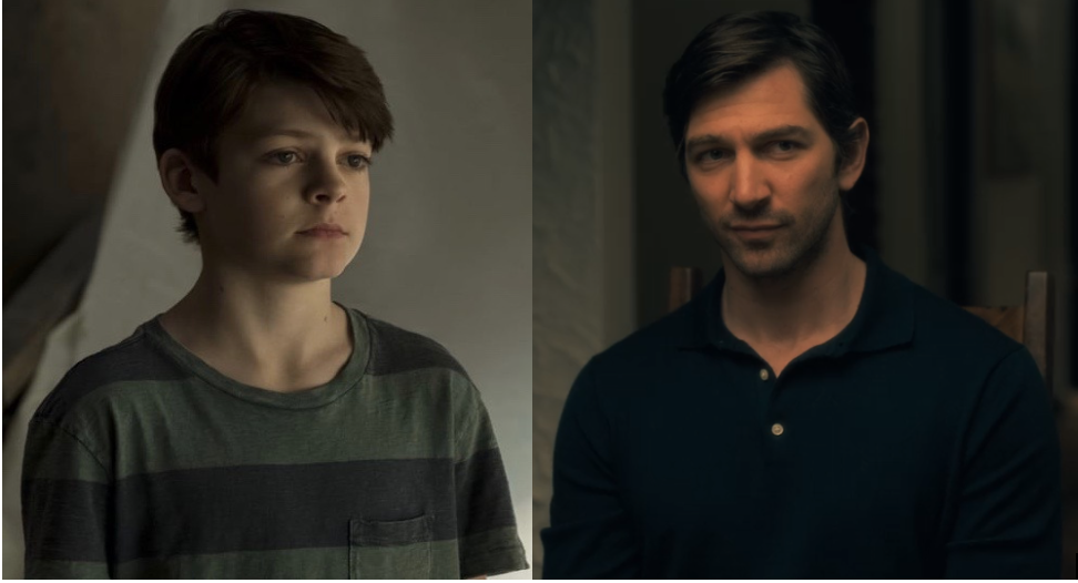 Haunting of Hill House - Steve