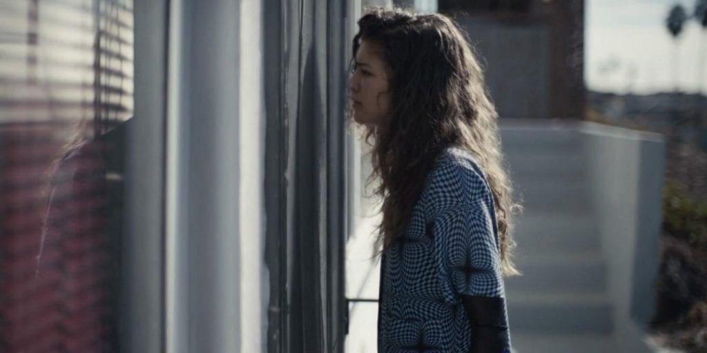 Rue during Her Breakdown (Euphoria)