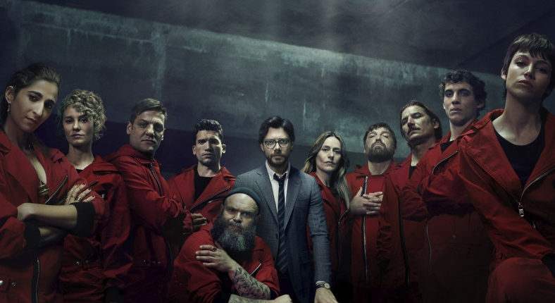Money Heist (The Best Surprises of 2019 )