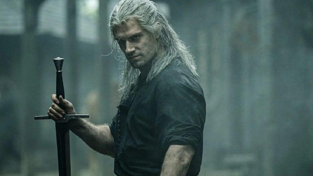 Henry Cavill as Geralt (The Witcher)