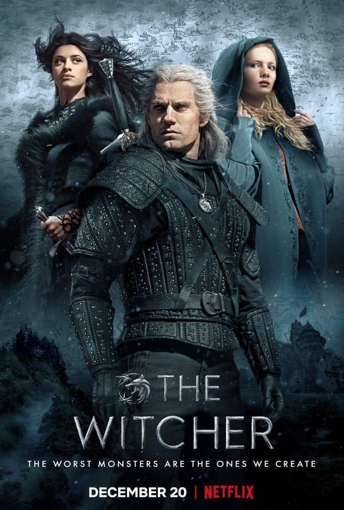 Yennefer, Geralt and Ciri (The Witcher)