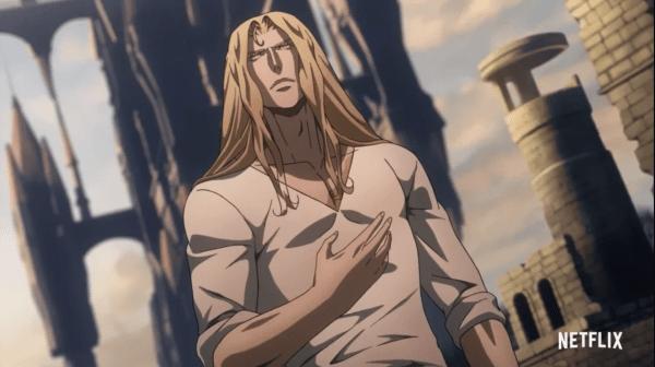 Alucard (Castlevania Season 3)