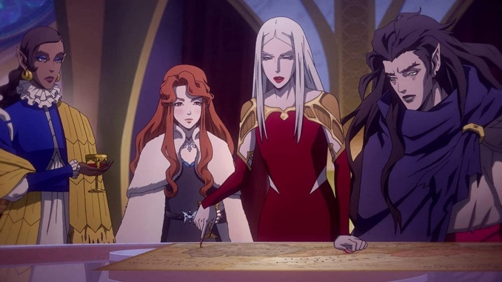 Carmilla and The Council of Sisters