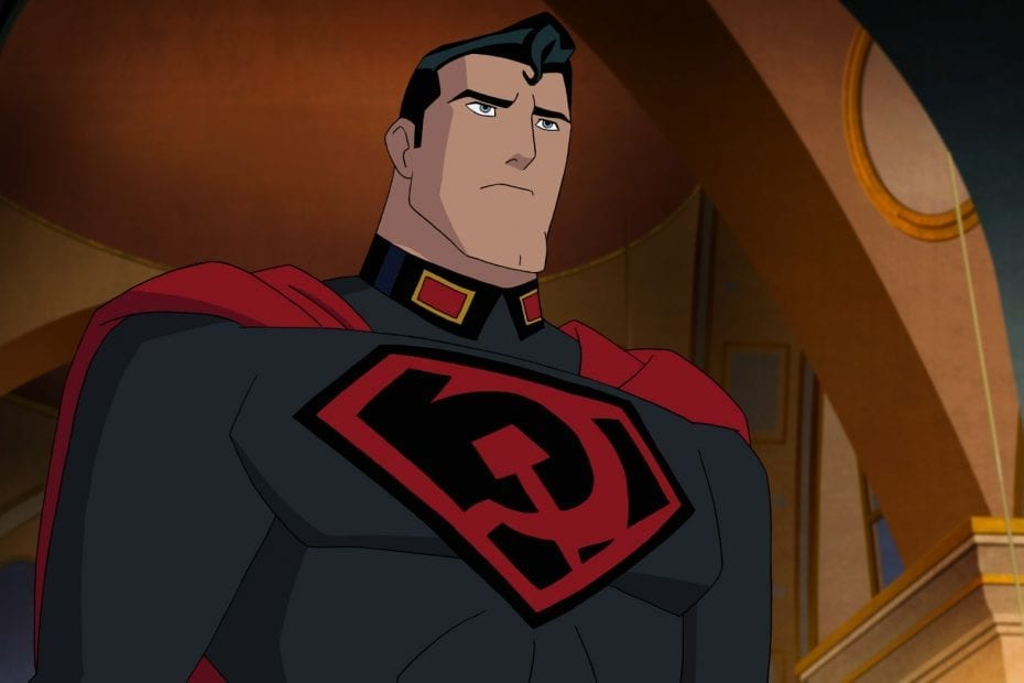 Superman: Red Son is a Fantastic Addition to The DCAU