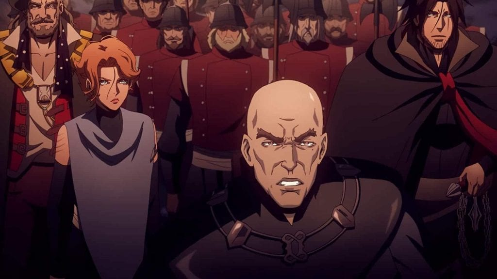 Trevor, Sypha and The Judge ( Castlevania Season 3)