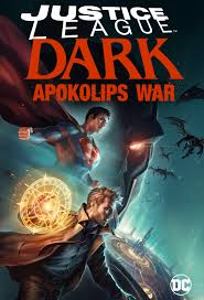 Justice league Dark: Apokolips War (Cinema Hub)