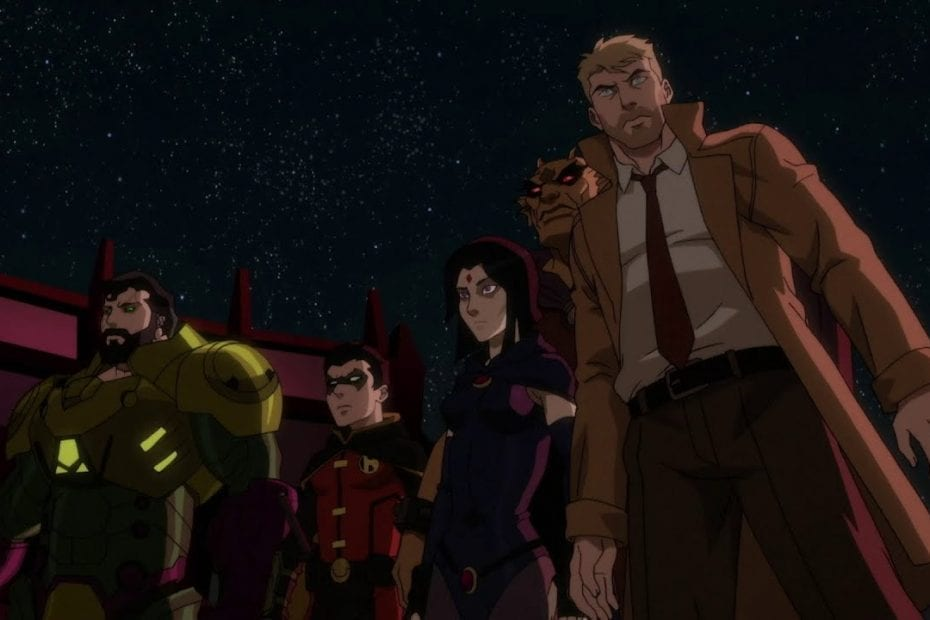 Justice League Dark: Apokolips War Has A Lot To Love And A Bit To Hate