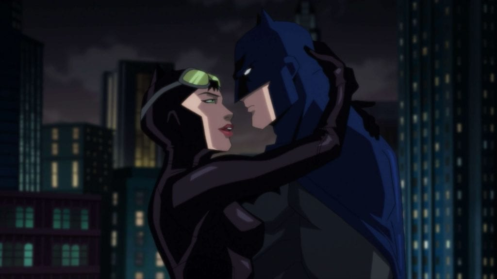 Batman and Catwoman (Batman: Hush)