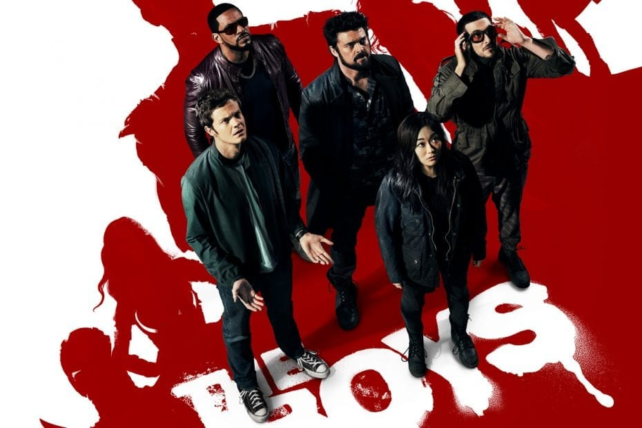 Watch The Boys Season 2 On Prime Video ( Cinema Hub)