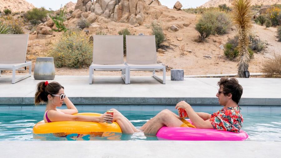 Sarah And Nyles (Palm Springs Movie)