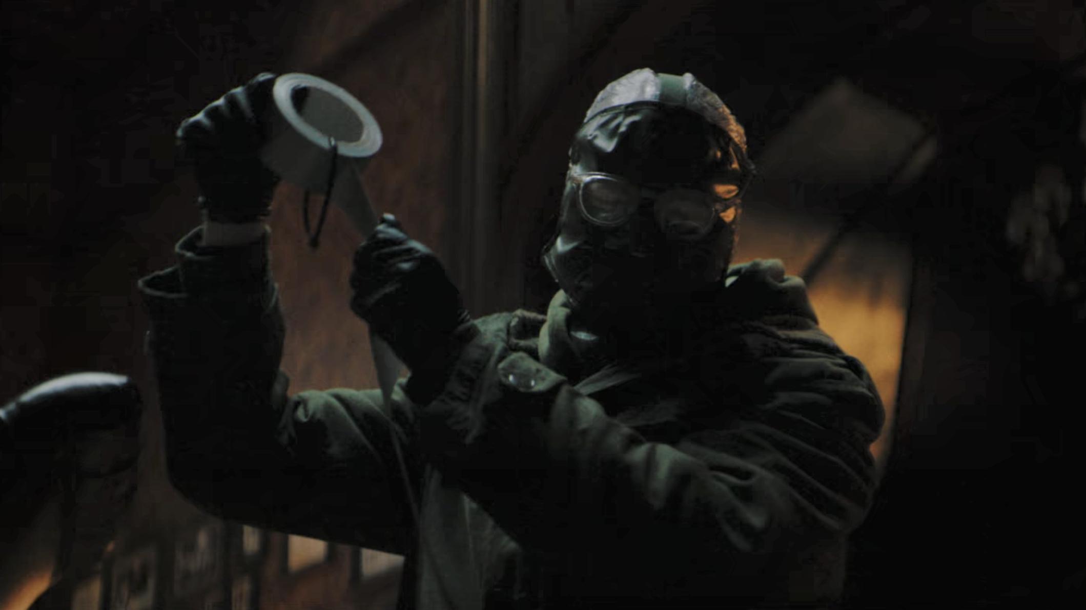 The Riddler - The Batman Trailer (2021)