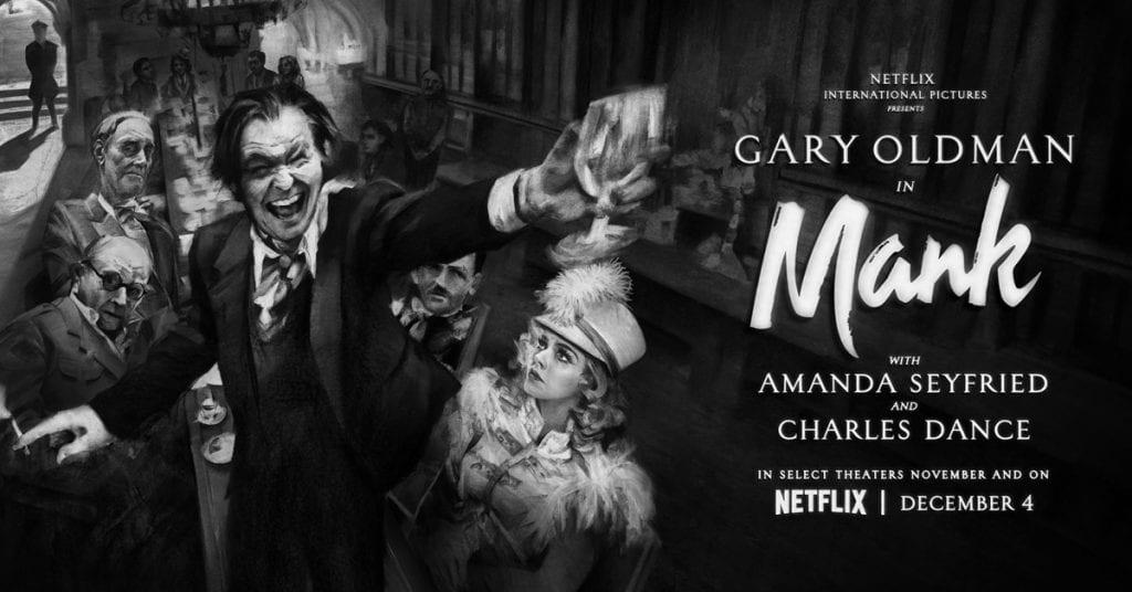 Mank (The Best of Netflix 2020)