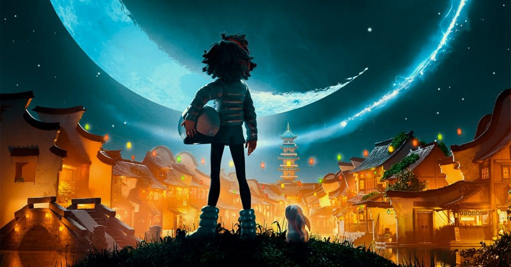 Over The Moon (The Best Animated Movies and Shows of 2020)