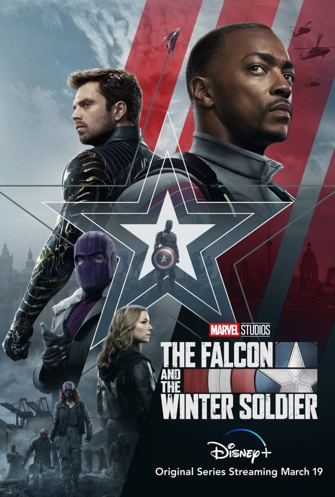 The Falcon And The Winter Soldier's Coworker Trailer