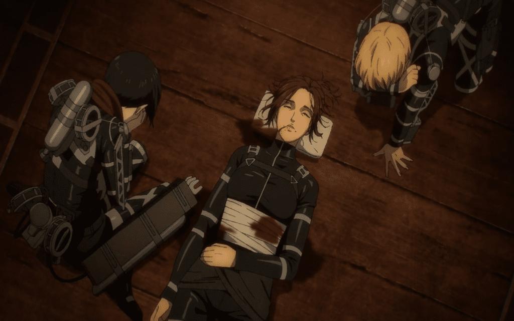 Sasha's Death (Attack on Titan season 4 Episode 8 Review)