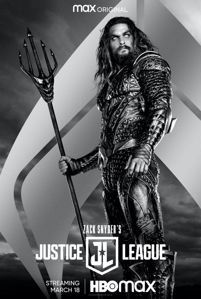 Aquaman(Zack Snyder's Justice League).