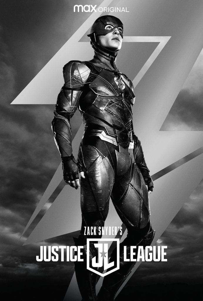 The Flash (Zack Snyder's Justice League).